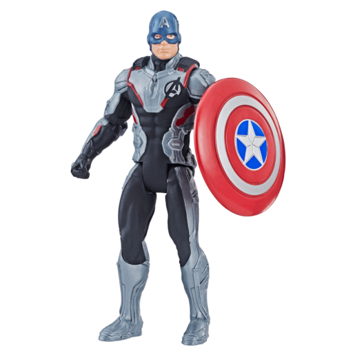 Marvel Avengers Endgame 15cm Action Figure - Captain America