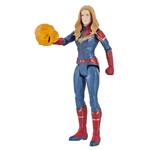 Marvel Avengers Endgame 15cm Action Figure - Captain Marvel