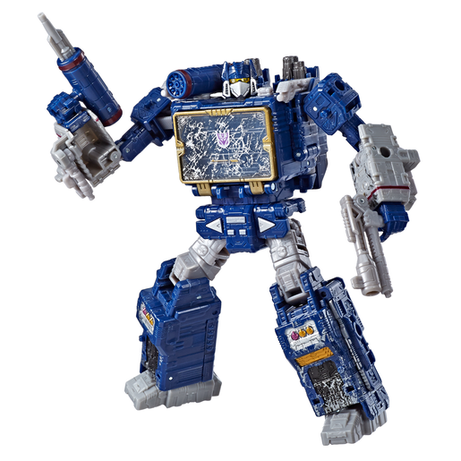 Transformers Siege War for Cybertron - Soundwave