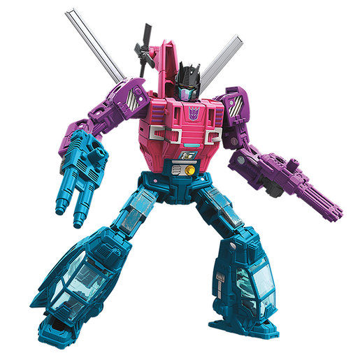Transformers Generations War for Cybertron: Siege Deluxe Figure - Spinister