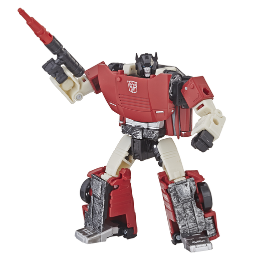 Transformers Generations War for Cybertron: Siege Deluxe Figure - Sideswipe