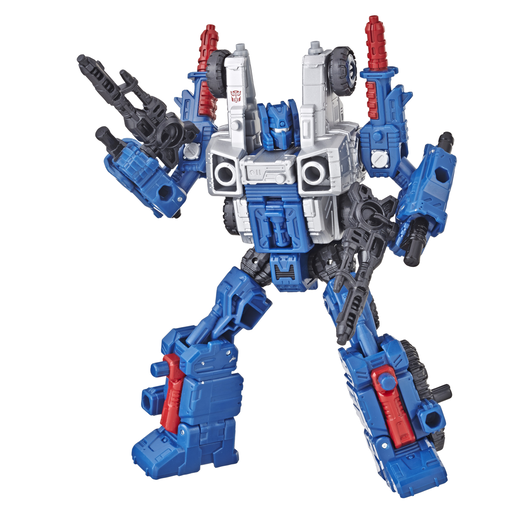Transformers Generations War for Cybertron: Siege Deluxe Figure - Cog