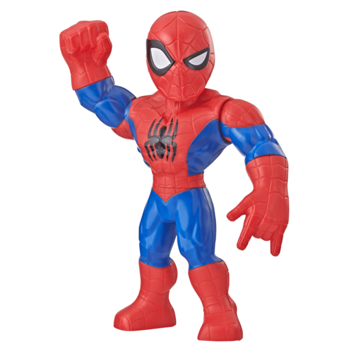 Playskool Heroes Marvel Super Hero Adventures Mega Mighties – Spider-Man
