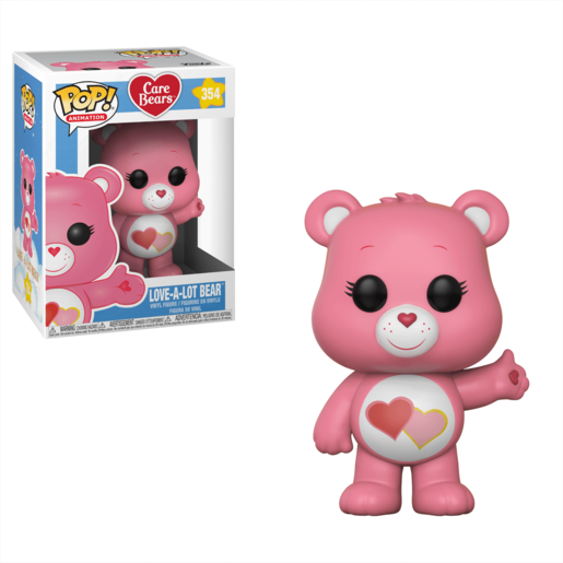 Funko Pop! Animation: Care Bears - Love a Lot of Bear