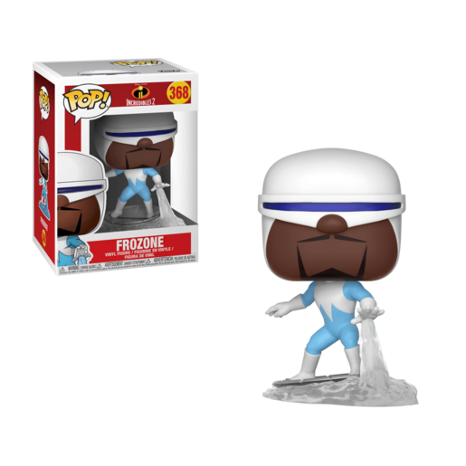 Funko Pop! Disney: The Incredibles 2 - Frozone