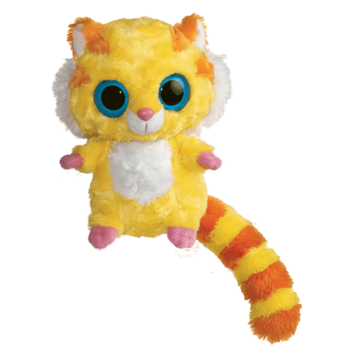 Tumo Yellow Tiger 20cm Soft Toy