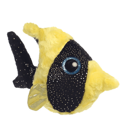 Mooree Moorish Idol Fish 20cm Soft Toy