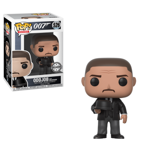 Funko Pop! Movies: James Bond - Odd Job