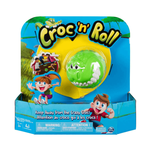 Croc and Roll Children Game