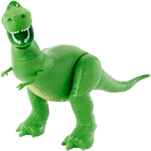 Disney Pixar Toy Story 4 - Talking Rex