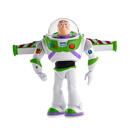 Disney Pixar Toy Story 4 - Interactive Buzz Lightyear