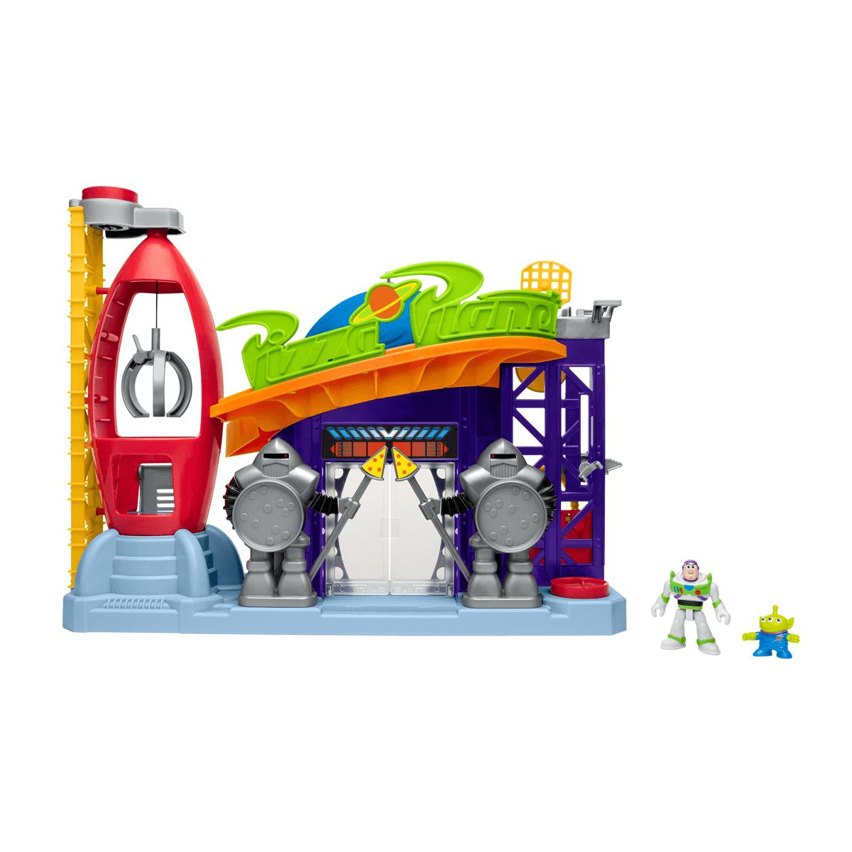 Disney Pixar Toy Story Pizza Planet Playset