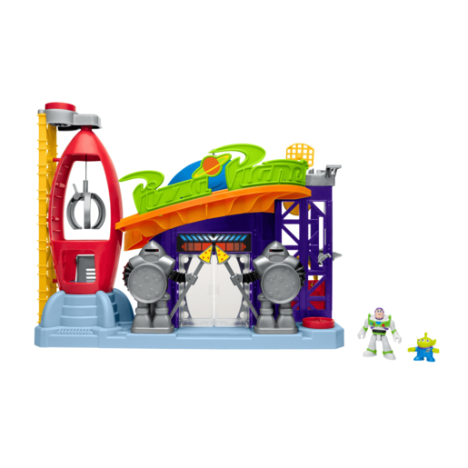 Disney Pixar Toy Story Pizza Planet Playset