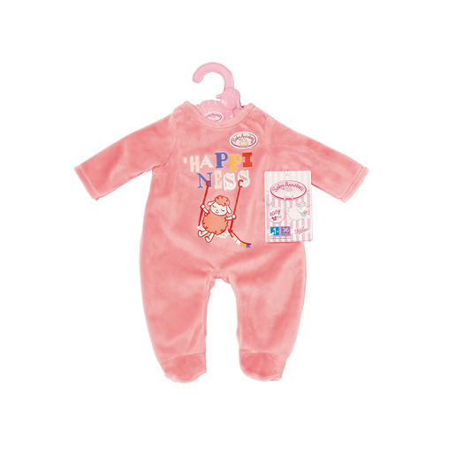 Baby Annabell Little Romper Pink for 36cm Doll