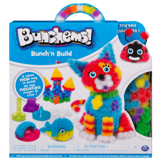 Bunchems - Bunch and Build