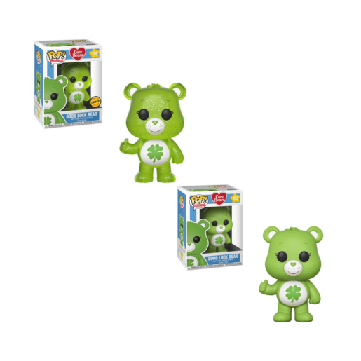 Funko Pop! Animation: Care Bears - Good Luck Bear (Styles Vary)