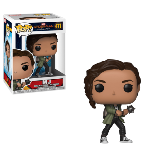 Funko Pop! Marvel: Spider-Man Far From Home - MJ