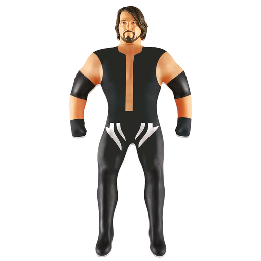 WWE Stretch AJ Styles Figure