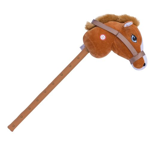 Pitter Patter Pets Giddy Up 90cm Hobby Horse - Brown