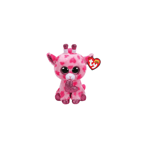 Ty Beanie Boo 15cm Soft Toy - Sweetums the Giraffe