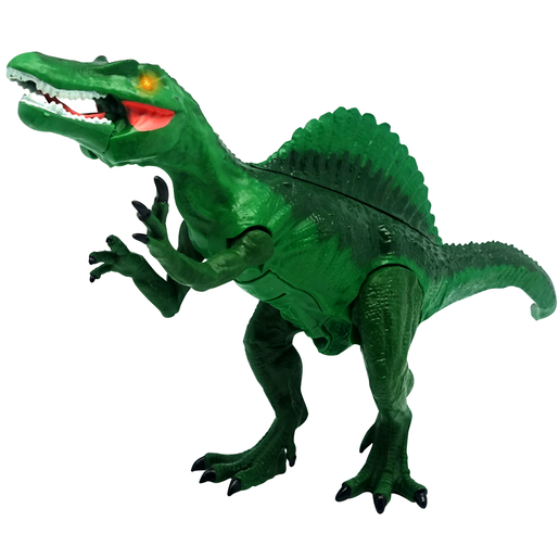 Mighty Megasaur 20cm Light and Sound Dinosaur - Spinosaurus