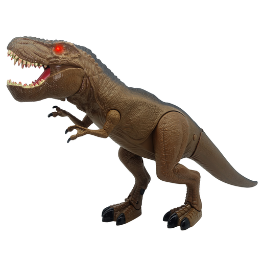Mighty Megasaur  30cm Walking Dinosaur - T-Rex