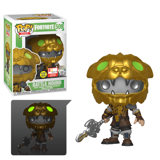 Funko Pop! Games: Fortnite - Battle Hound