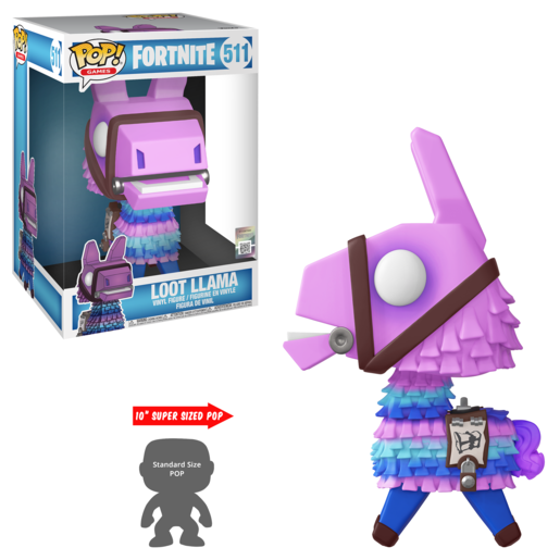 Funko Pop! Games: Fortnite - Super Sized 25cm Loot Llama