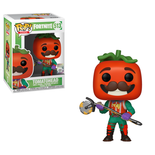 Funko Pop! Games: Fortnite - Tomatohead
