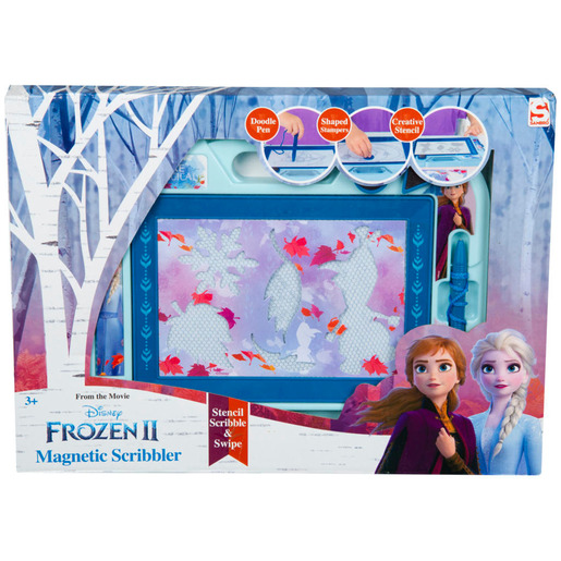 Disney Frozen 2 Magnetic Scribbler