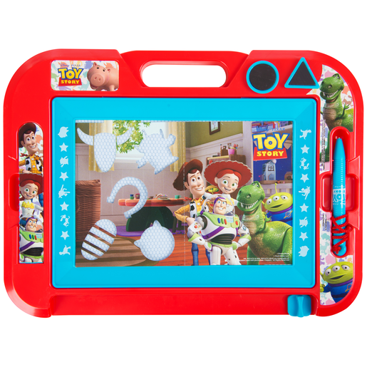 Disney Pixar Toy Story Magnetic Scribbler