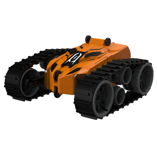 Remote Control Stunt Tank   Orange