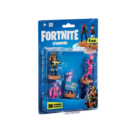 Fortnite Stamper 4 Pack (Styles Vary)