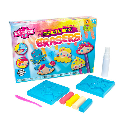 Ka-Wazie Make Your Own Erasers