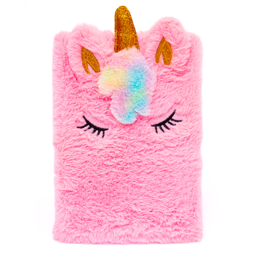 Ka-Wazie Unicorn Fluffy Notebook