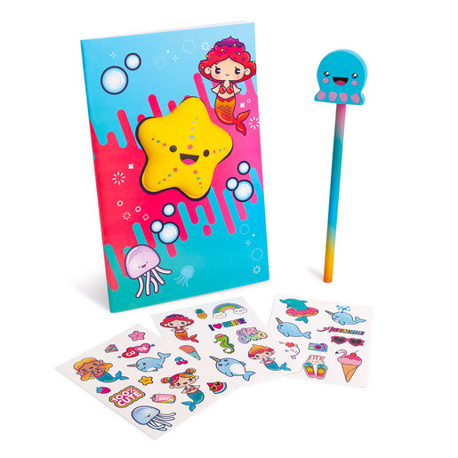 Ka-Wazie Squishy Notepad Set