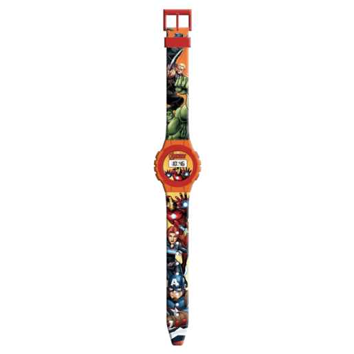 Marvel Avengers Digital Watch