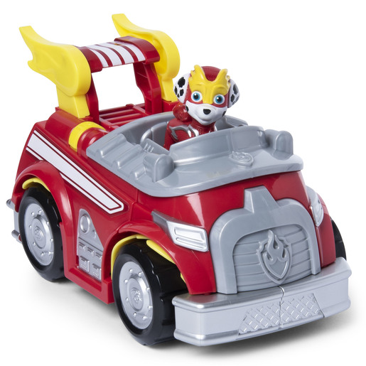 PAW Patrol Mighty Pups - Marshalls Powered Up Firetruck