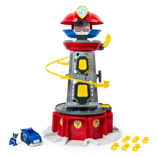 Paw Patrol Mighty Pups Mighty Lookout Tower