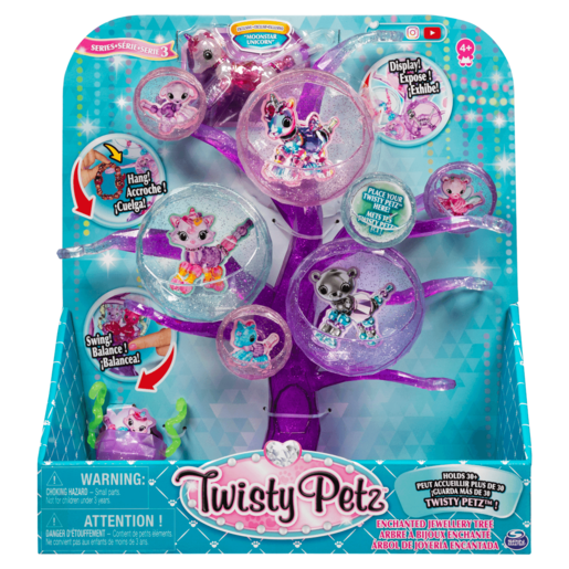 Twisty Petz Series 3 Enchanted Jewellery Tree