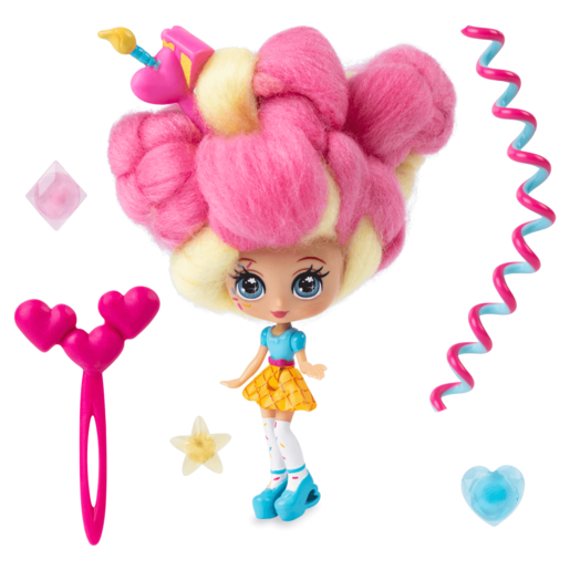 Candylocks - Scented Collectible Surprise Doll with Accessories (Style May Vary)