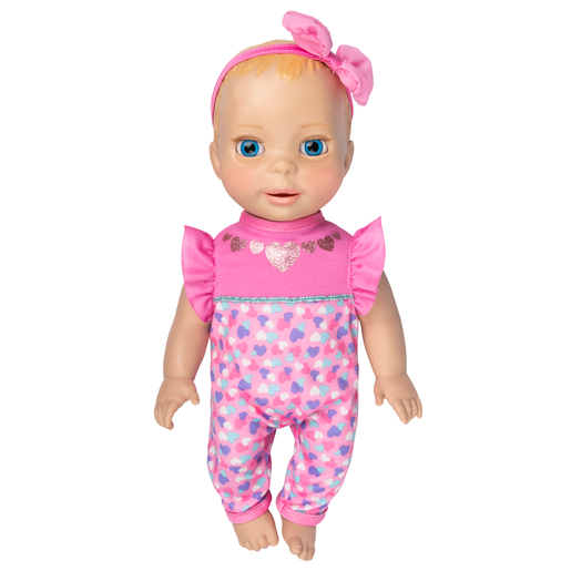 Luvabella Newborn Doll - Blonde Hair