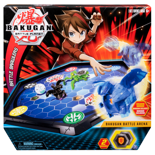 Bakugan Battle Arena Game Board