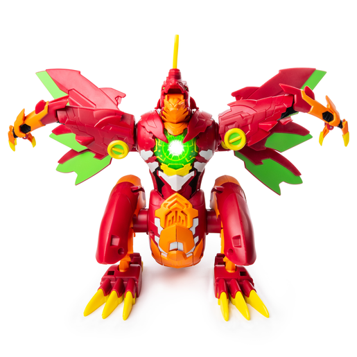 Bakugan 20cm Interactive Transforming Figure - Dragonoid Maximus