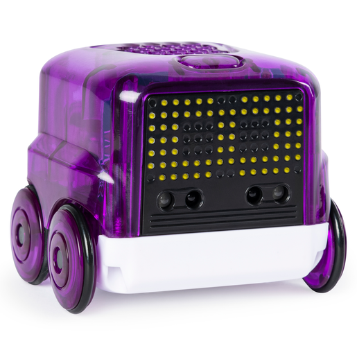 Novie Interactive Smart Robot - Purple