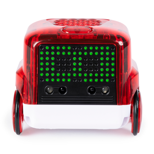 Novie Interactive Smart Robot - Red