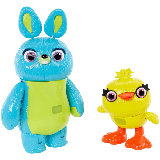 Disney Pixar Toy Story 4 Interactive True Talkers - Bunny and Ducky