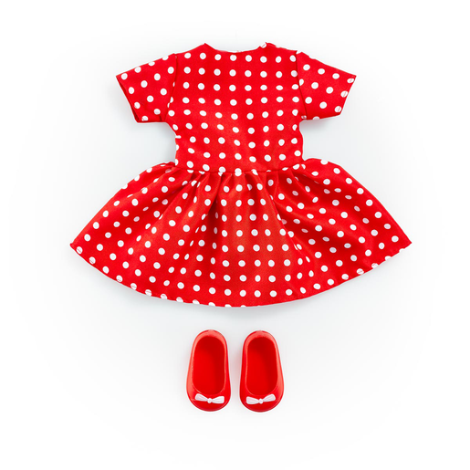 B Friends Polka Dot Dress
