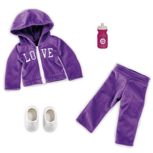 B Friends Deluxe Tracksuit Outfit
