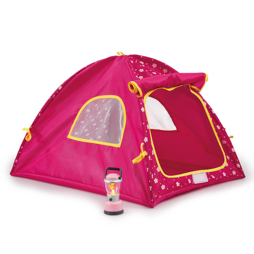 B Friends Tent and Lantern from TheToyShop